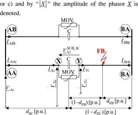 "or c) and by "" X "" the amplitude of the phasor X is denoted."