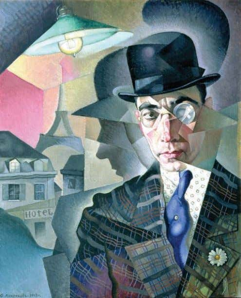 Guerra for his assistance in cataloguing the present work. fg. 1 Y. Annenkov (1889-1974), Portrait of