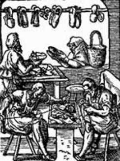 October 18, 1648: Americans Organize For Self-Defense Carl Bunin Peace History October 15-21 The Shoemakers Guild
