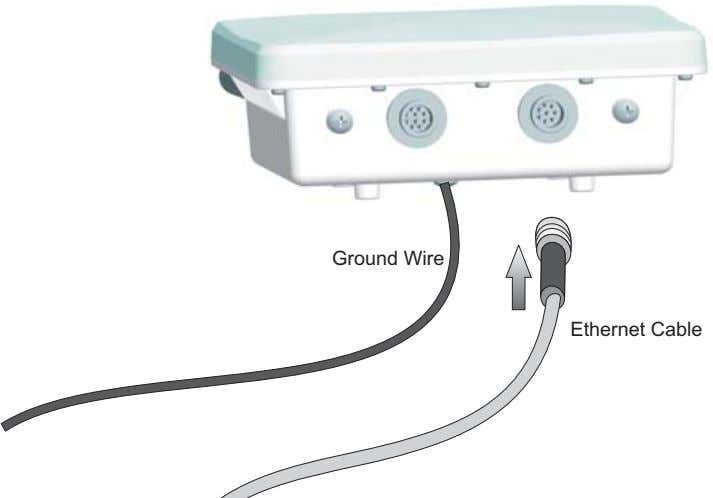 Ground Wire Ethernet Cable