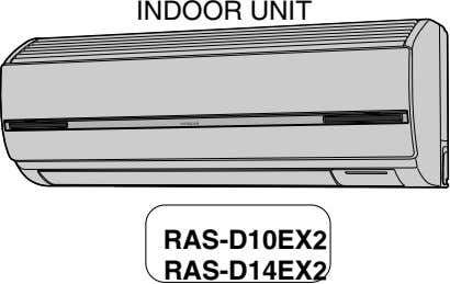 INDOOR UNIT RAS-D10EX2 RAS-D14EX2