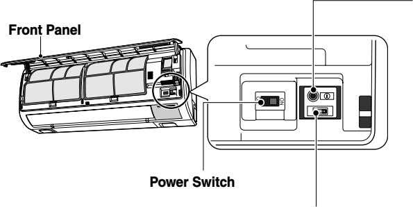 Front Panel Power Switch