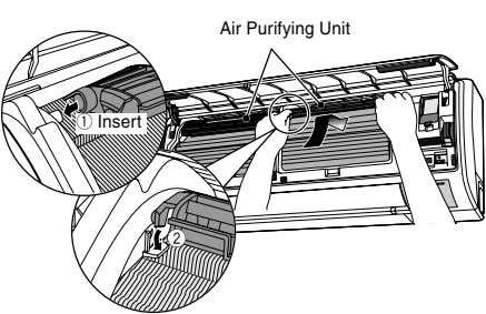 Air Purifying Unit 1 Insert
