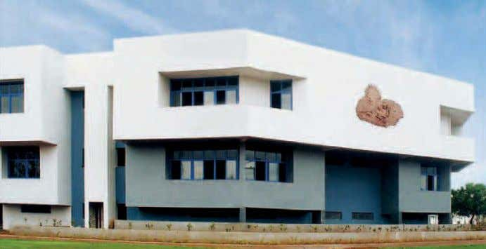 Inter-connected Spaces Project: Polymer Science & Engineering Laboratory, Pune, Maharashtra Architects: Beri Architects & Engineers Pvt