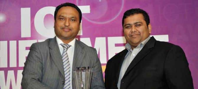 fuelled by strong fundamentals, focus and investments. Bobby Gupta, VP and MENA & Turkey head of