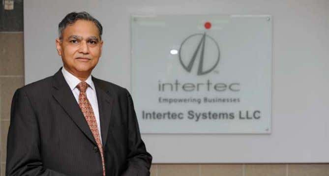 TOP 2O | SYSTEM INTEGRATORS 2012 Intertec project managers are PMI certified and technology is provided