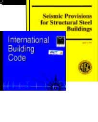 4. CODE PROVISIONS Currently, there is considerable information in the literature and in the US codes