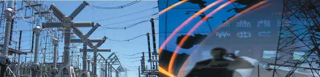 to monitor and control the power system. Utilities face the challenge of determining a standard