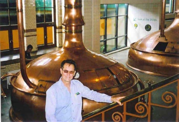 this is the principal of the big commercial stills. Photo 19 This is me at Bells