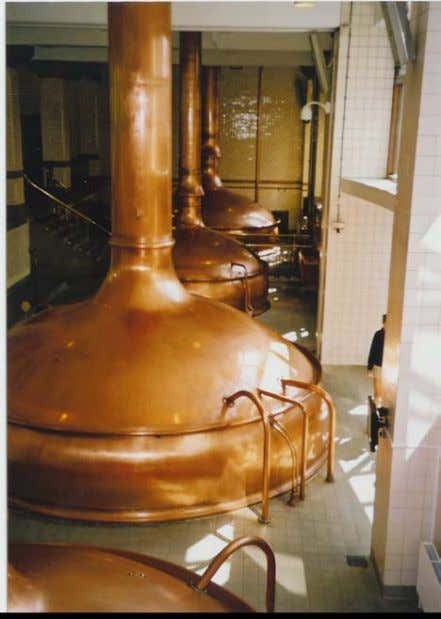 33 Photo 20 Heineken Brewery in Amsterdam— a great place to visit! They use 4 different