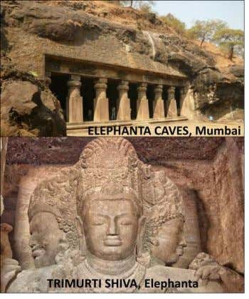 and hence figures in these caves were very elegant. HINDU ARCHITECTUAL STYLES – NAGARA, DRAVIDA and