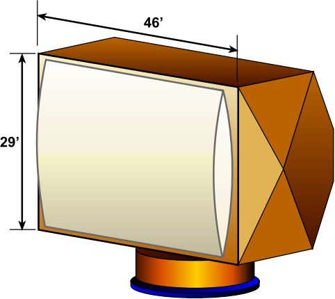 Sensors Development Figure 3. X-Band Antenna Figure 4. Test-Fit for Upper and Lower Halves of the