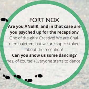 FORT NOX Are you ANollK, and in that case are you psyched up for the