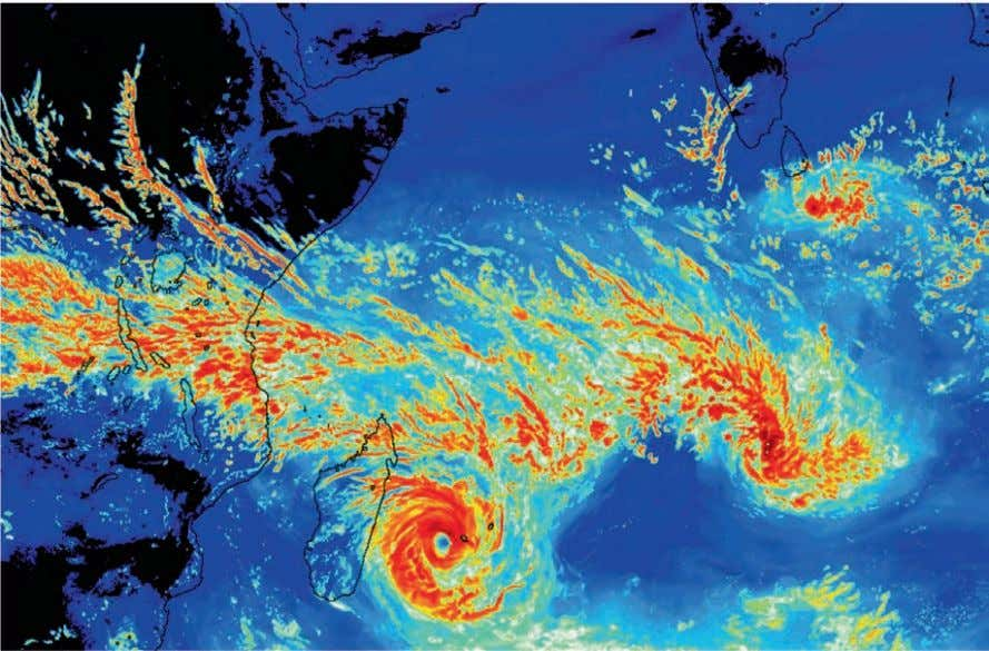 : htt p ://cerfacs.fr https://portal.enes.org/oasis p High resolution climate modelling of a cyclone. ©