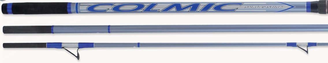90 tirrenia xt An interlocking surf-casting rod made from U.L.A.F. and PRO FORCE carbon. Its extremely