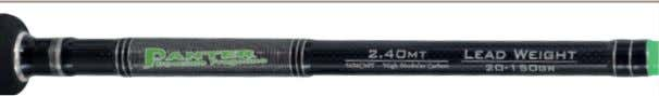 boat 2-3 sections PANTER TATAKI As the name suggests, this rod is conceived specifically for