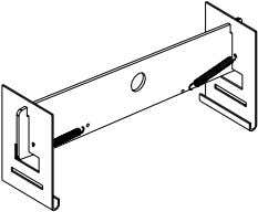 Information Figure 12: Circuit Breaker Lifter Bar The circuit breaker lifter bar is used with both