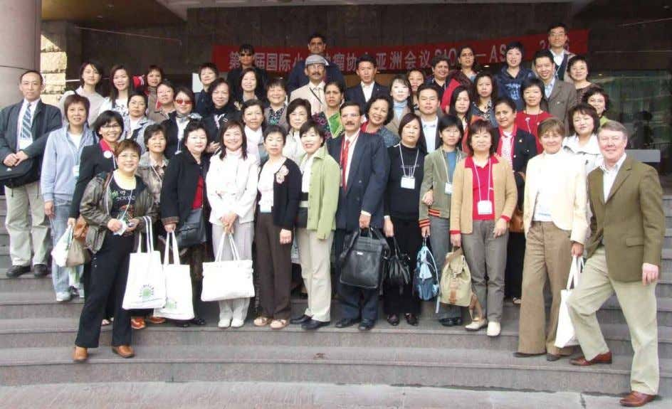 no.1/2006 ICCCPO 2006 Asia Parents' Meeting in Shanghai ICCCPO Asia 2006 Parents Meeting was held in