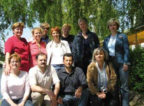 Parent Organizations in Countries of Former Yugoslavia The second Regional meeting of Childhood Cancer Parent
