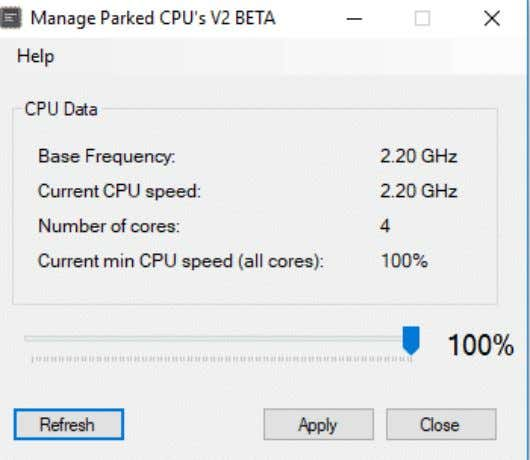 see a performance slider, and you have to move it up to 100% 6. Tweak Nvidia