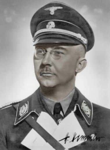 -Satan This text is dedicated in loving memory to Reichsf ü hrer Heinrich Himmler 1900-1945 Satanic