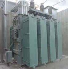 845 Transformer Monitoring & Diagnostics Basic Monitoring Dry type Distribution Transformer (<2 MVA) • Breaker