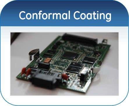 ConformalConformal CoatingCoating