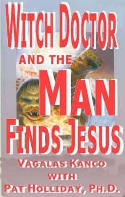 wiTcH docTor and THe Man A fourth generation witch doctor receives Jesus. He gives important