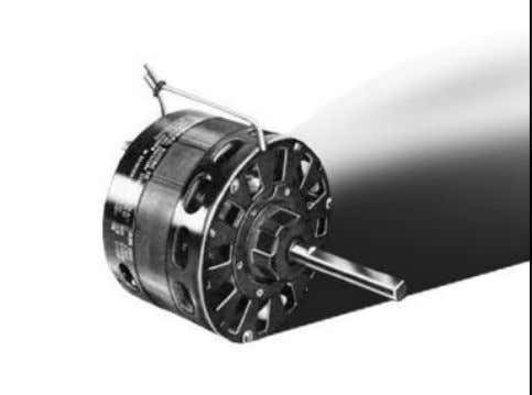 Split Capacitor or PSC) • Primarily a fan and blower motor. • Poor starting torque •