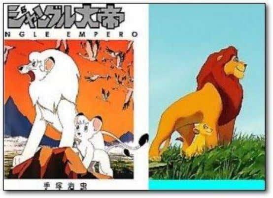 the sweet, sweet inspiration their guy doled out earlier. Tezuka's work basically invented manga after World