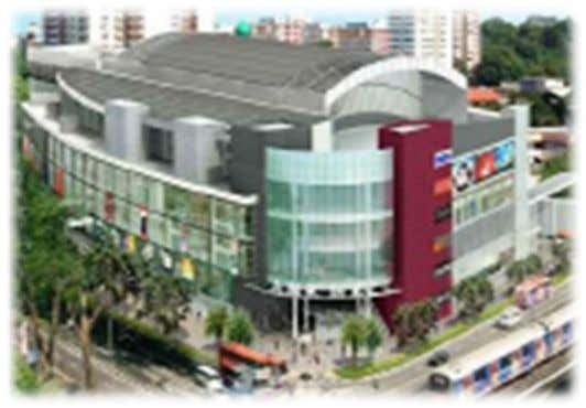 Singapore -Track Record   AMK HUB Total Area: 50,000 sqm Developer: Singapore Labour Foundation , NTUC