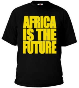 the world's second biggest and most populous continent. That we are as African as the mighty