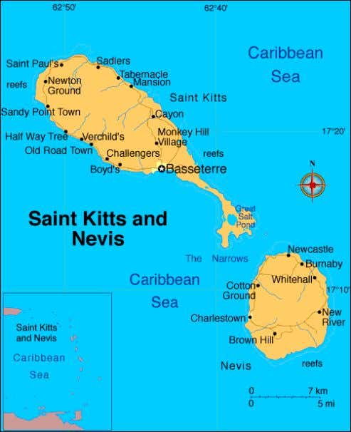 services sector on which the island's economy depends. WHY USE A NEVIS LLC? After LLCs became
