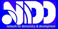 NDD - Documentation and Reseach Department Network for Democracy and Development Documentation and Research Department