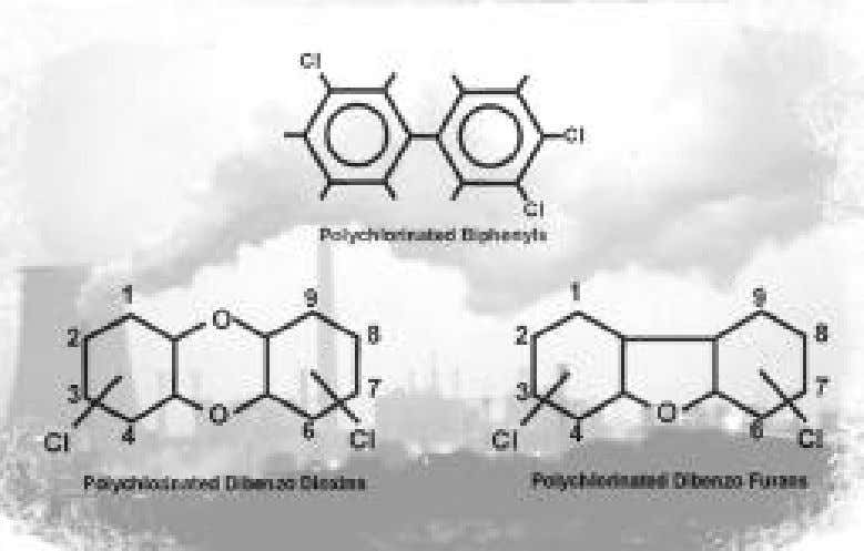 "Dioxins ""Dioxins"" is the common name for a class of pollutants with similar chemical structure"