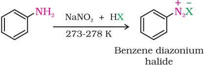 in the replacement of the diazonium group by –Cl or –Br. 287 Haloalkanes and Haloarenes C:\Chemistry-12\Unit-10.pmd