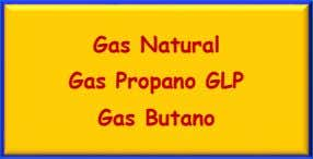 Gas Natural Gas Propano GLP Gas Butano