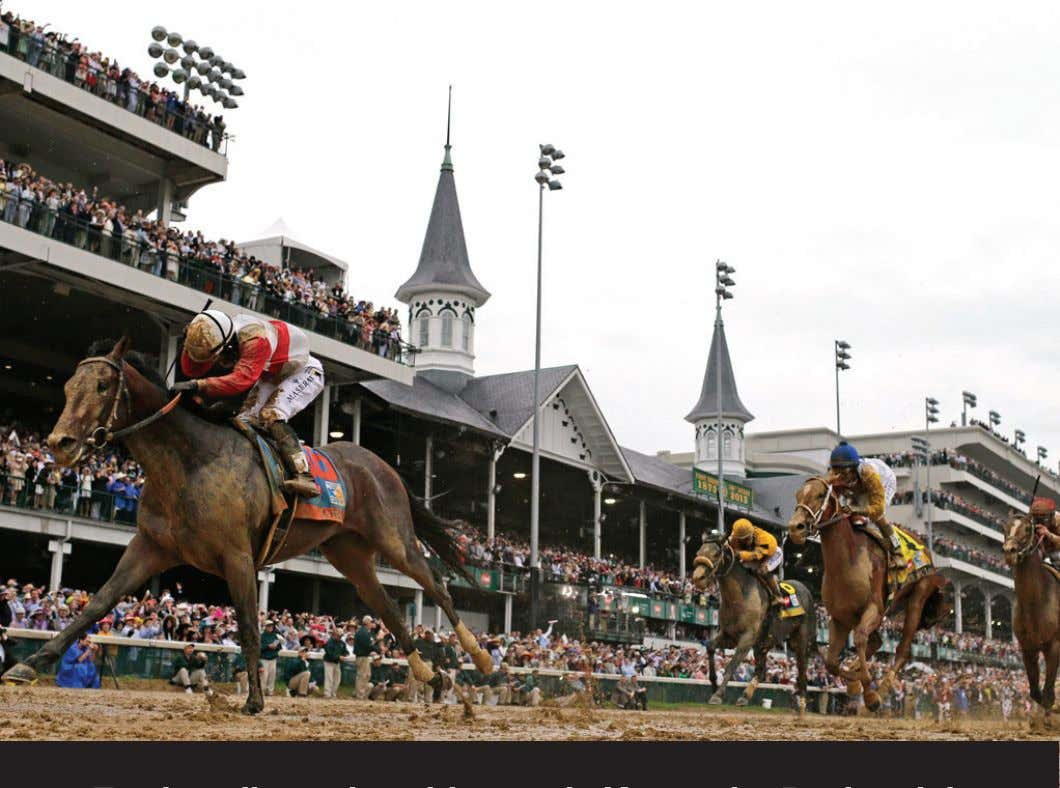 W/ COMMENTS & RESULTS CHARTS Kentucky Derby, 2000-2013 For handicapping this year's Kentucky Derby visit