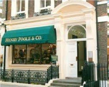 Poole & Co – 32 Savile Row in the 1850s and the 1890s Skilled artisans –