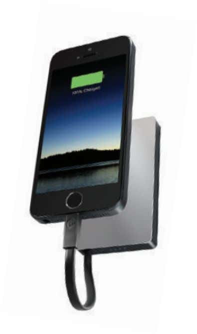 Power at hand If you're a frequent traveler, you probably need a battery charger to