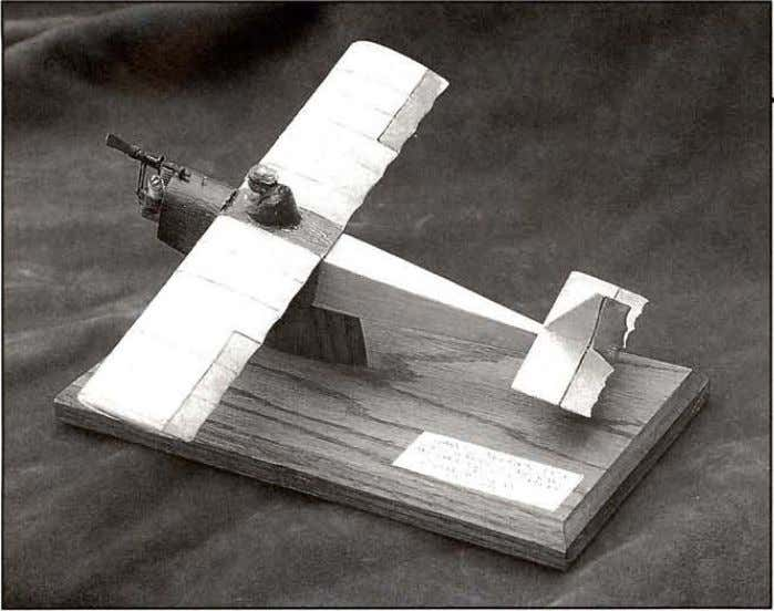 Steve Wittman's FIRST AIRPLANE by Patrick H. Packard and H.G. Frautschy Drawin g and model