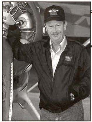 "STRAIGHT & LEVEL by Espie ""Butch"" Joyce The August VINTAGE AIR­ PLANE is generally considered"
