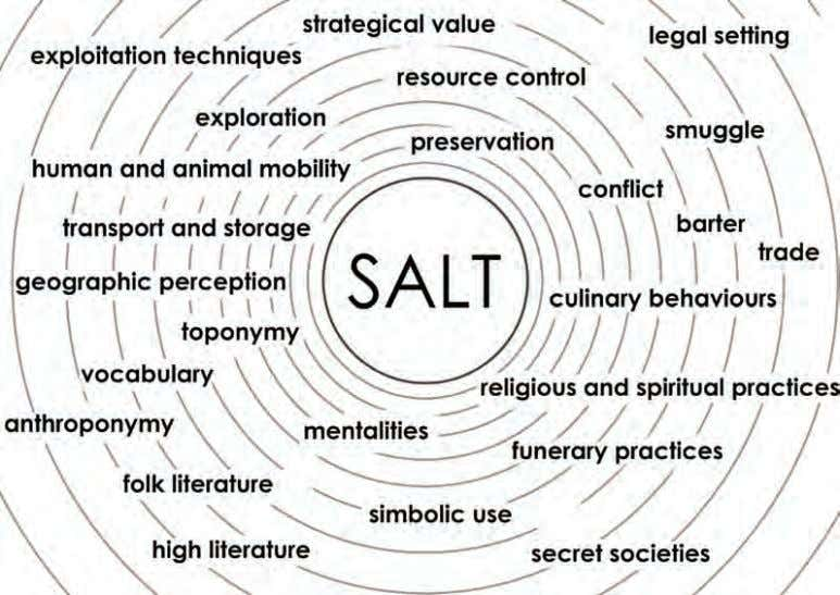 BOOK OF ABSTRACTS second congress on the anthropology of salt will mark a new step towards