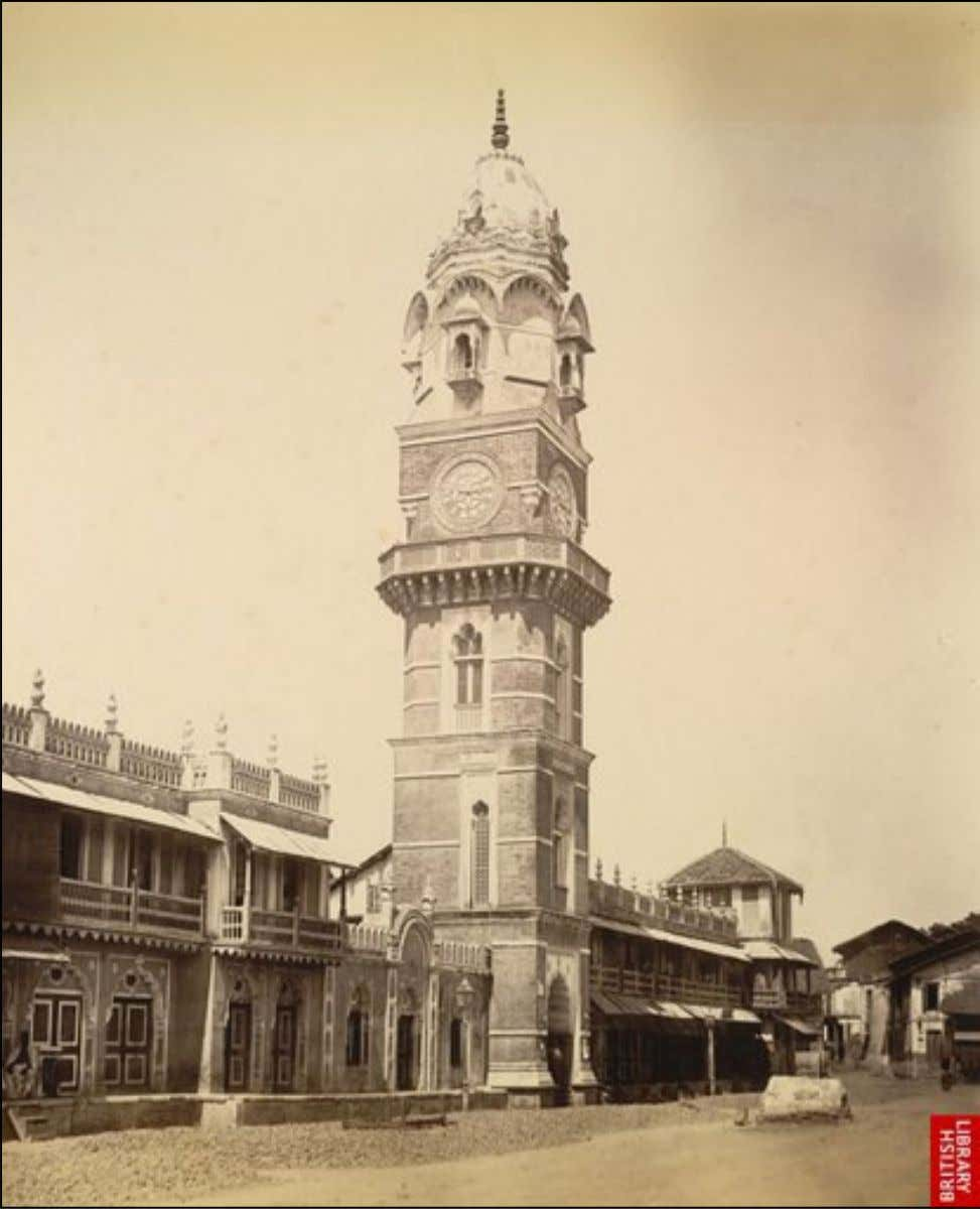 1890:- Chimna Bai Tower