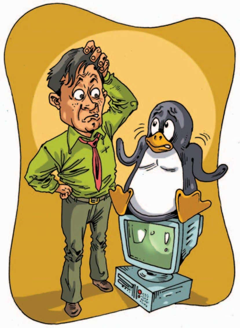I I I LINUX TROUBLESHOOTING YOUR PC - PART II Linux 6 0 W hether you're