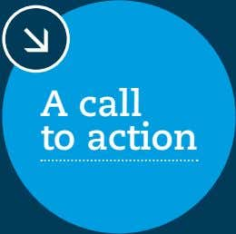  A call to action