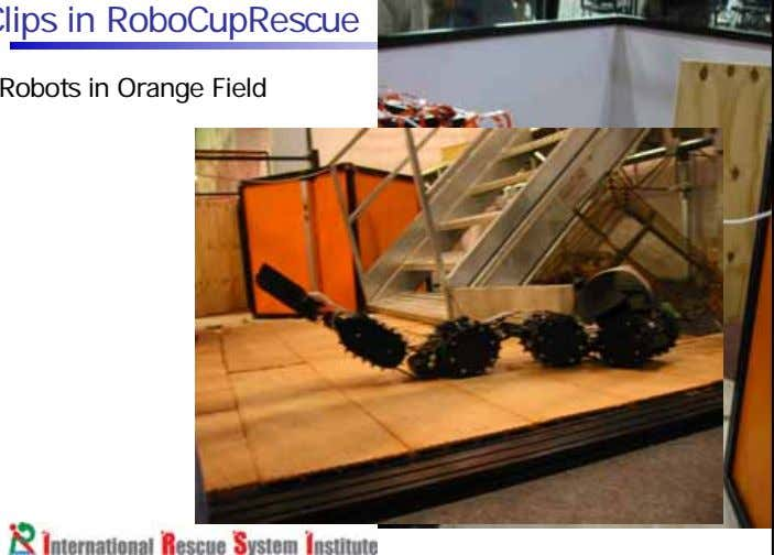 Robots in Orange Field
