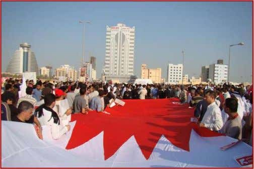 Why there is a revolution in Bahrain? 3.Political Naturalization Page | 14