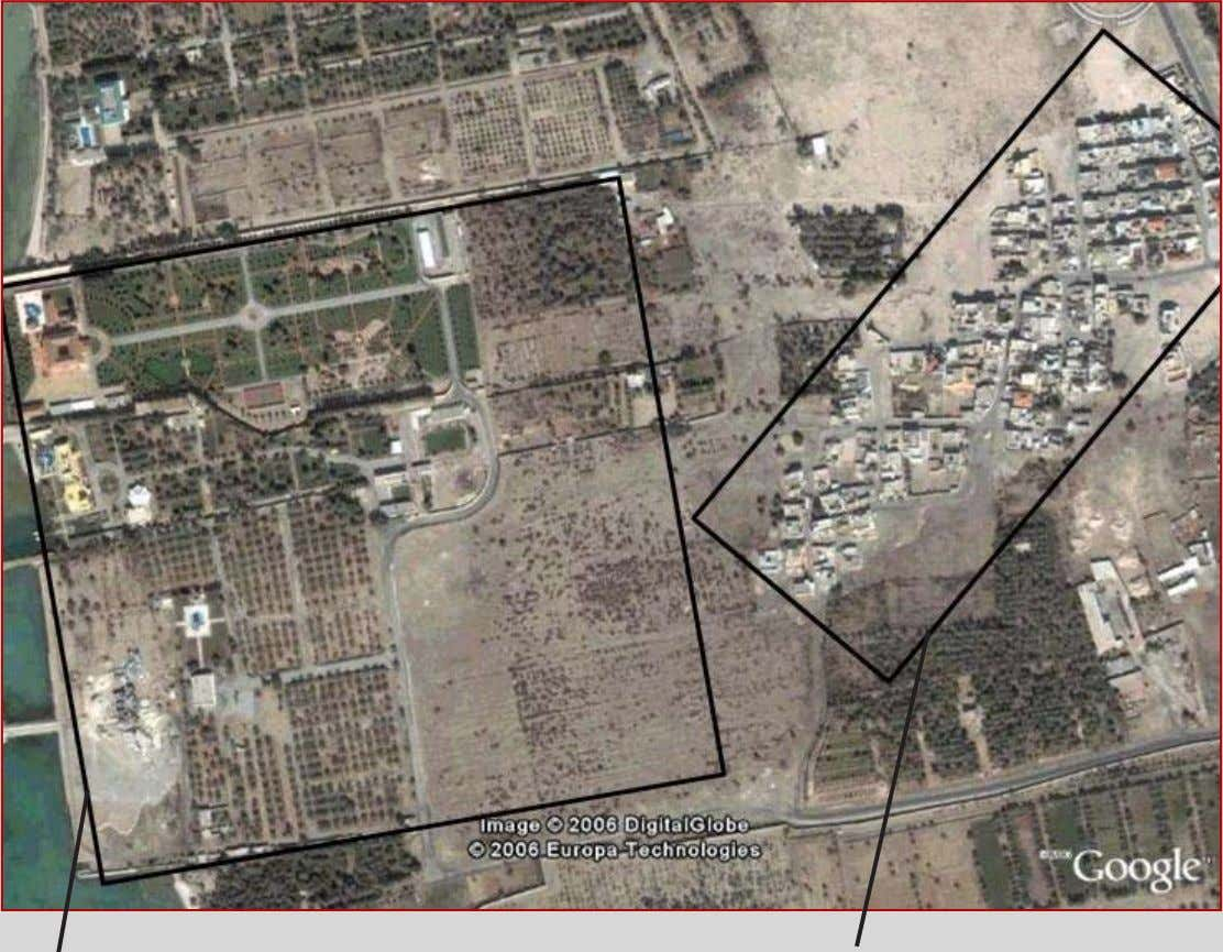 Google Earth cause a revolution in Bahrain? 4.Steeling Lands They call this a private property (owned