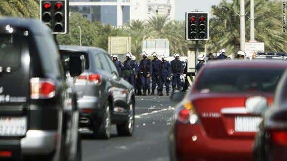 rallying and in some cases encamping throughout the week. Violent crackdown in Bahrain Zainab Farda said